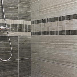 mosaic tiles for bathroom. Porcelain Mosaic Tiles Wall  Floor Crown