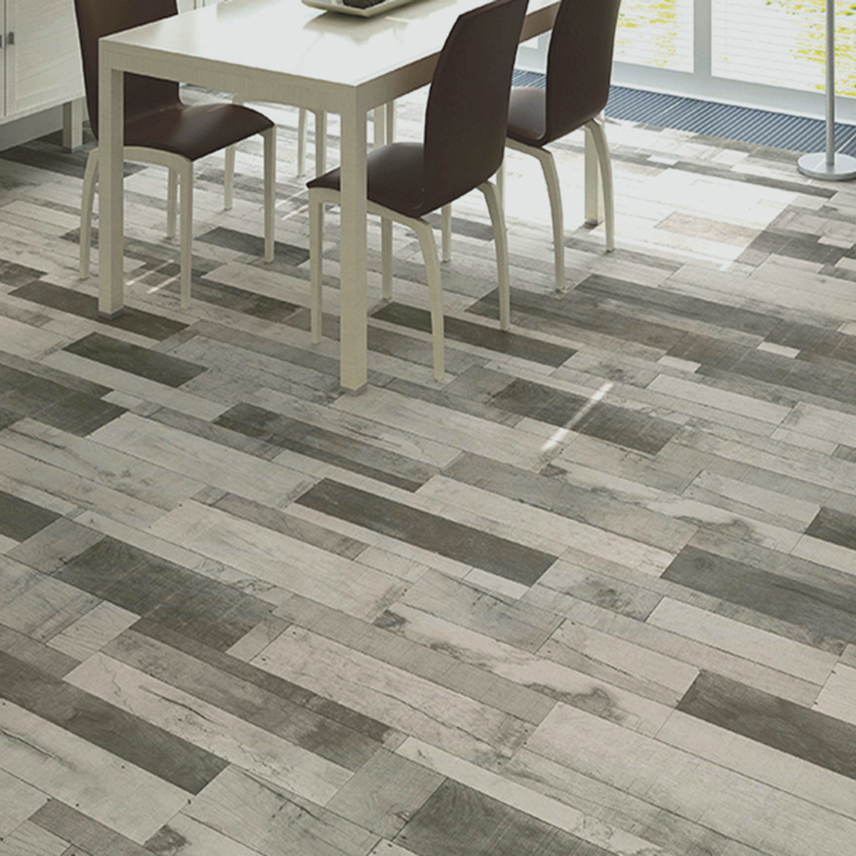 Wood Effect Floor Tiles Crown Tiles