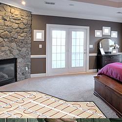 Carpet Floor Heating