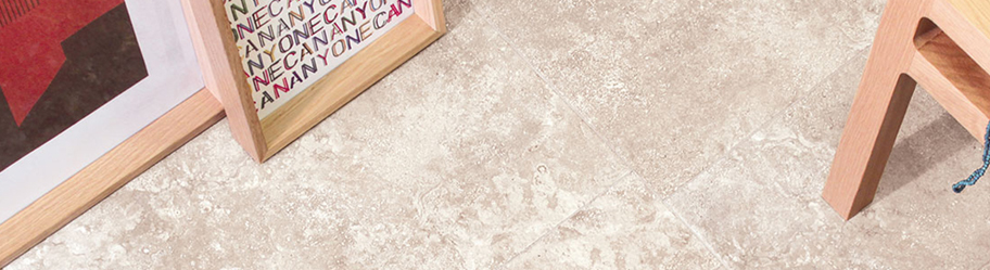 Beige Floor Tiles