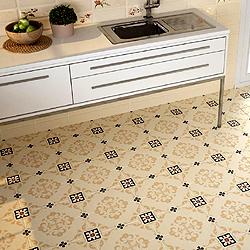 Patterned Floor Range