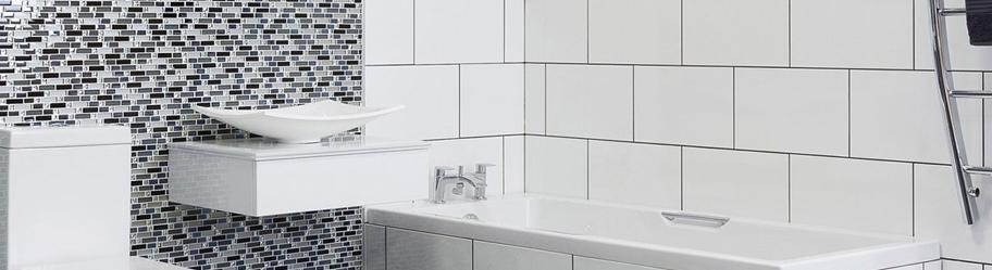 White Wall Tiles - Crown Tiles