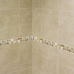 All Wall Tiles House Wall Tiles Crown Tiles - Beige-bathroom-tiles