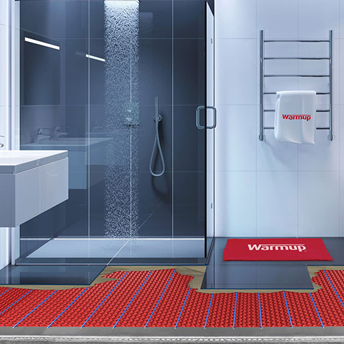 Enjoyable Electric Underfloor Heating Systems Crown Tiles Download Free Architecture Designs Embacsunscenecom