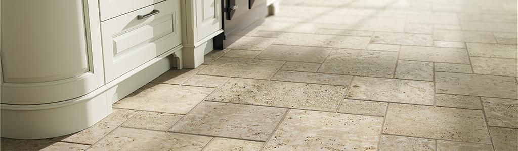 Natural Travertine Floor Tiles Crown Tiles