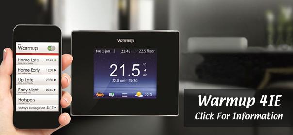 Warmup Underfloor Heating 4ie