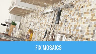 Fix Mosaic Tiles