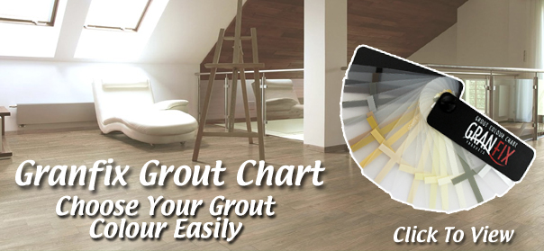 Granfix Grout Selector