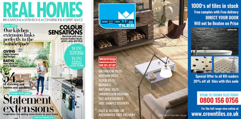 Real Homes Magazine April 2015