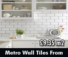 Metro Wall Tiles Offer