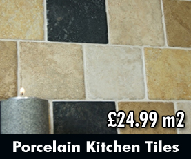 Porcelain Kitchen Wall Tiles