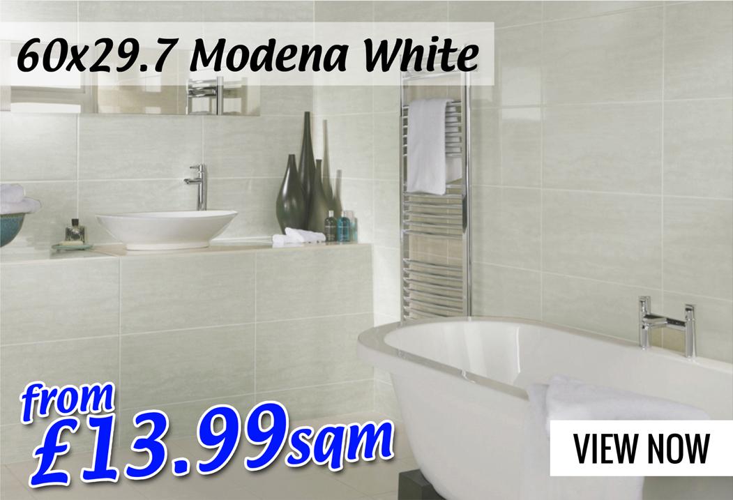 Modena White Lifestyle